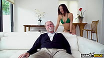 BANGBROS - Latin Teen Kira Perez Gets Pounded By Horny Old Pervert Jack Moore