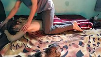My sister pray for an erotic massage and i give her the best massage of her life part 1 Vorschaubild
