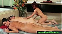 Masseuse offers Anal Sex during a Nuru Massage 21