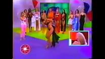 Sabrina Parlatore de lingerie fio dental - Band