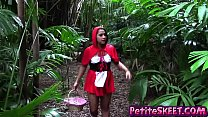 Little red riding hood Penny Nichols fuck big bad cock