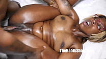 ass jiggling that pussy soo good richdapiper nutted and kept fucking big butt ebony chynadoll