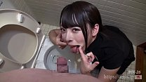 FETIS Too thick fetish scenes compression. Girls who immediately do blowjob after drinking piss! No.2 There is also their urination!(FETIS.JP)