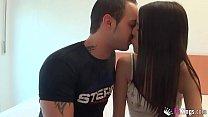 Shy Spanish girl is turned a slut and nailed hard thumbnail
