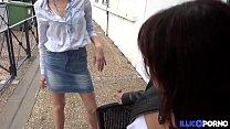 Morgane se fait dépuceler le cul avant son mariage  [Full Video] Preview