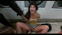 Teen is humiliated and a.