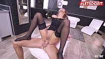 LETSDOEIT - Hot Big Ass Latina Veronica Leal Takes The Best Anal Sex Of Her Life صورة