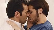 Hot Gay Kiss In Spanish TV Series    gaylavida.com