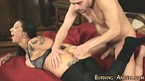 Kinky tatted slut fucked Vorschaubild