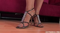 DANICA COLLINS - FOOT WORSHIP thumbnail