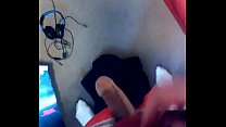Watch!! Hot & Horney masturbation while watching girl tease