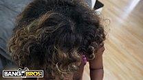 BANGBROS - 18 Year Old Black Teen Lola Chanel Sucks Off Derrick Ferrari On Brown Bunnies