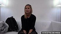 Lesbian Virgin Teen Enjoys Threesome thumbnail