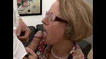german mature secretary's Thumb