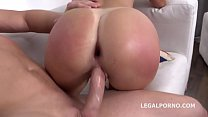 Katty West 2on1 DP ATM, Balls Deep, Squirting, Cum in Mouth GL066 صورة