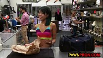 Pawn Shop Sex With Asian