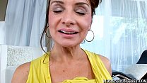 MILF Rebecca Bardoux Craving Young Cock And Jizz