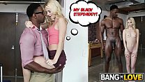 Riley Star In Fucking Her Black Stepdad After His Trip