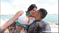 Sexy Busty Big Tit Latina BBW Angelina Castro