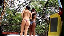 Realpornstudio.com Heather deep skinny dipping teaches throatpies pornhub video