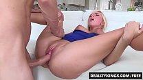 Natural Teen (Kate England) loves big dick hard - Reality Kings