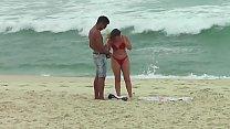 Novinha do Rabo Gigante parte da Praia Direto para o Motel com Carioca thumbnail