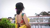Hot Bhabhi in Saree showing stuff - Episode 2