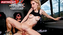 LETSDOEIT - Horny Escort Fucked Hard By Bus Driver Thumbnail