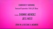 Shebang.TV - Dionne Mendez & Jess West in HD Vorschaubild