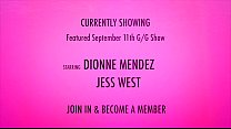Shebang.TV - Dionne Mendez & Jess West in HD preview image