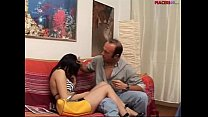 sex in Italian family - daughter does blowjob t...