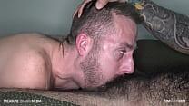 Sloppy Agressive, Hairy Cock Sucking