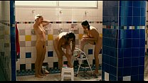 Sarah Silverman & Michelle Williams Shower Scene Image