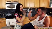 Tony plays and fuck with Anya and Jennas teen pussies tumblr xxx video