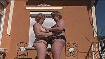 The Swedish sisters enjoy many orgasms outdoors