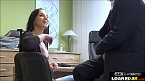 Wannabe Businesswoman Takes Cock In Exchange For Startup Loan thumbnail