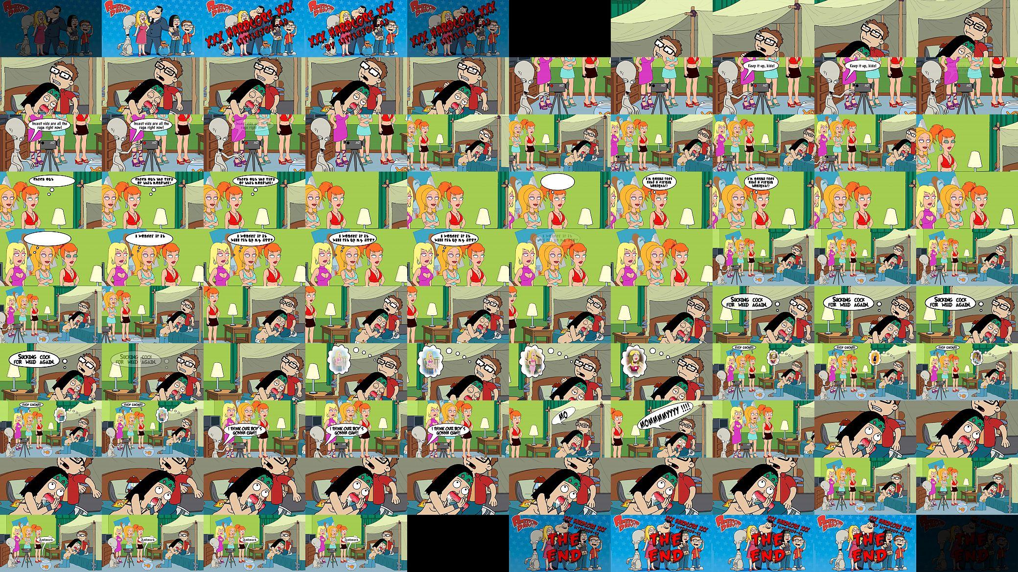 American Dad Sex Game american dad cartoon porn - xvideos