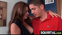 massive squirting and creampie female ejaculation 18