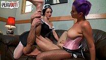 Caught With The Maid Pegging Femdom Lance Hart STRAP-ON Vorschaubild