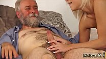 Old granny pussy and milf creampie Surprise your girlpatron and she