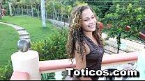 Tasha Fucking Dominican doggystyle - Toticos.com ebony latina ass