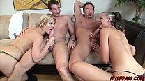 Busty Phoenix Marie riding big dick before 69 blowjob