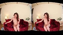 VR Yanks Ana Molly Masturbating Her Red Pussy