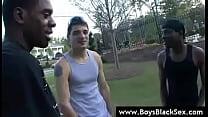 Black Gay Boys Deep Ass Fuck - BlacksOnBoys 19