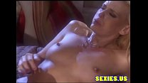 Blonde MILF Pus sy Eaten Out