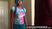 Older White Father Dominate Bigtits Ebony Girl ...