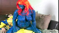 Mystique Fucks Wolverine Preview