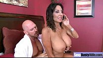 (tara holiday) Naughty Bigtits Housewife Bang H...