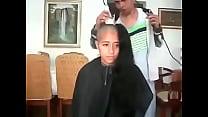 7241 مغربية سوسية تحلق شعرها الطويل preview