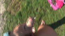 Mandy und Jasmin am See gefickt thumbnail